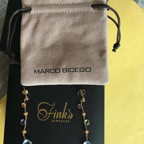 Marco Bicego Drop Earrings
