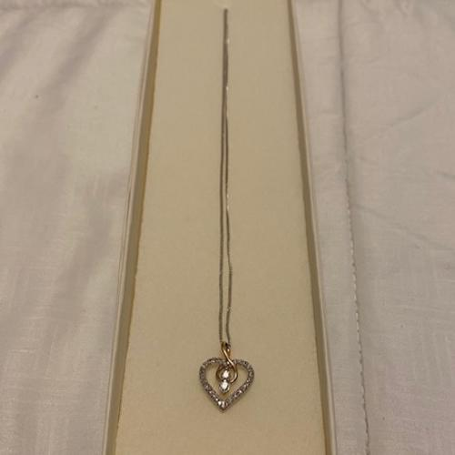 Ever Us Heart Necklace