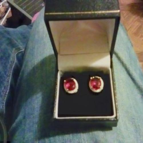 Oval 4.15 ct Ruby