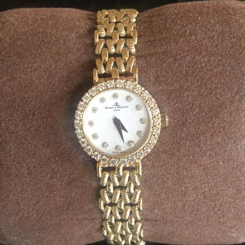 REDUCED.  Lady's 14K