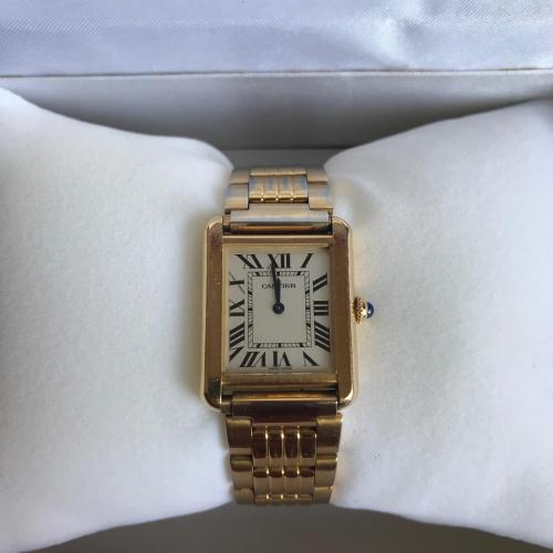 Women's Cartier Tank Solo