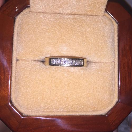 Women's Wedding Band with