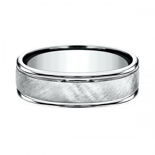 Men's Satin Finish Band