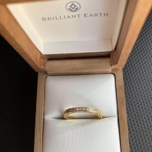 Brilliant Earth ring