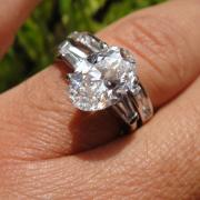 1.70 PLAT OVAL Diamond