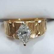1 Carat Marquise Diamond
