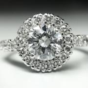 Brand New Diamond Engagement