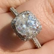 2.60 Ct Engagement Ring