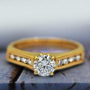 14k Yellow Gold Classic