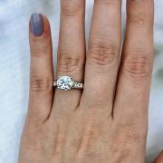 SUPER Engagement Ring VIDEO