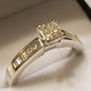 18K Princess in 18k
