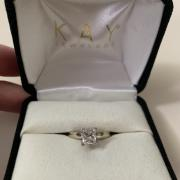 Kay Jewelers .98 CT