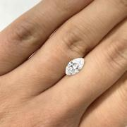 Loose 0.99 ct Marquise