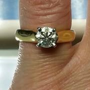 REDUCED! .751 Ct. Brilliant