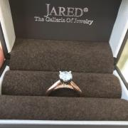 Jared .90 Carat Solitaire