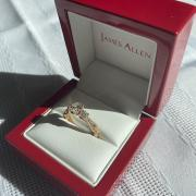 Ladies 14k Rose Gold