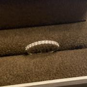 14K White Gold Jared