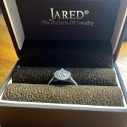 Jared engagement ring