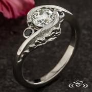 Custom Carved Wrap Style
