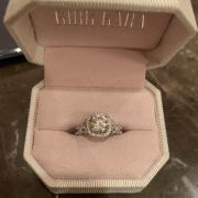 1.51ct Classic Diamond Engagment