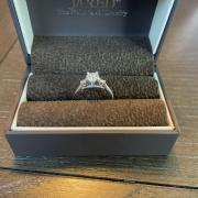 Jared 0.70ct Diamond Ring,