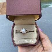 Verragio gently used COUTURE-0420CU