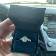 Kay Jewelers 3/4 ct
