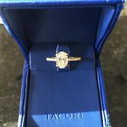 Tacori Crescent 18k Yellow