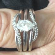 Kay Jewelers Marquise Wedding