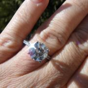3.16 carat Diamond Engagement