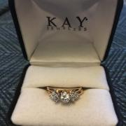 Kay Jewelers 14K Diamond