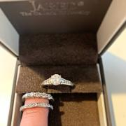 Jared Princess Cut Diamond