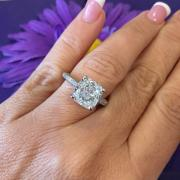3.99 Cushion Cut