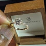 BRILLIANT EARTH .83 Carat