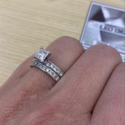 LEO Diamond Princess Cut