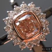 1.01ct Y-Z (Brown) SI1