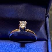 Tiffany Solitaire Ring