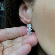 Fashion Flower-shaped Earrings VIDEO