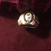 14k Gold Ring with