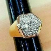 "IMPRE$$IVE ""DIAMOND WATERFALLS"" RING"