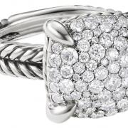 David Yurman Chatelaine Ring