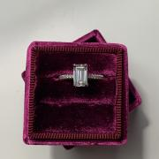 Harro Gem Emerald Cut