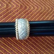 V.FINE~DIAMONDS♡ROYALE (1.42ctw) 14K DOME