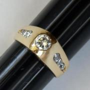 14K DIAMOND PINNACLE WEDDING