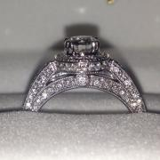 GIA Certified Wedding Ring