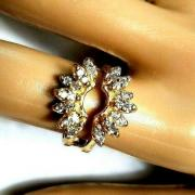 28 DIAMOND 14K Y.GOLD