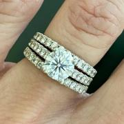 1.23ct Jared Engagement ring