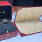 Original authentic Cartier love