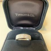 "Tiffany ""Metro"" five-row band"