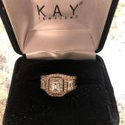 Kay Jewelers Rose gold
